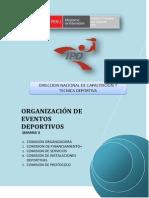 Organizacion de Eventos - Módulo II - Semana 3-g08