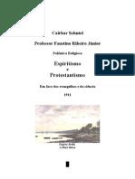 Cairbar Schutel - Espiritismo e Protestantismo