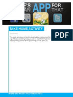 Take Home Activity 10/12