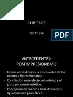 Cubismo & Diseño Gráfico