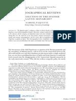 The disollution of the Spanish Atlantic Empire. Gabrielle Paquette..pdf
