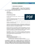 Estacio Comunicado Esclarecimento Bovespa 20140521 Port