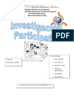 Investigcion Participativa (Autoguardado) (Autoguardado)