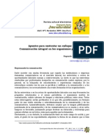 0303-Comunicacion en Organismos Publicos-Armas,Segundo