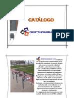 Mobiliario Urbano CONSTRUCMUEBLES