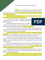 Fichamento - Curso Sistematizado de Direito Processual Civil