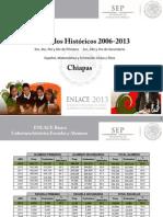 Resultados Enlace 2013 Chiapas