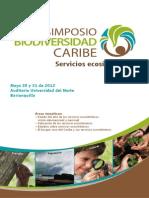III Simposio Biodiversidad Caribe Programacion