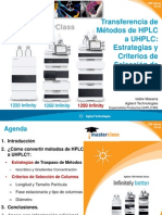 5 Isidre Transferencia Metodos HPLC a UHPLC