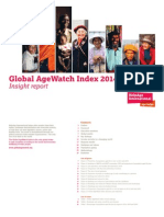 2014 Global AgeWatch Index