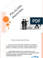 Diapositivas de Psicologia Industrial