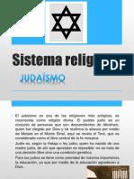 Sistema Religioso Judaísmo