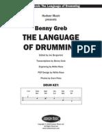 The Language of Drumming PDF