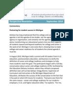 September 2014 Perspective Newsletter