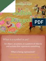 symbols in rangoli