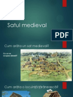 Satul medieval