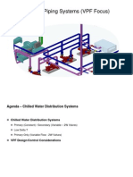 Chilled Water Piping Systems (VPF Focus)
