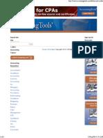Debits and Credits - AccountingTools
