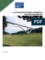 Post-tensioning Manual (1)