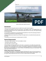 FSX Drifter Pilots Handbook
