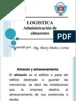 SEM 10 - 11 Administración de Almacenes