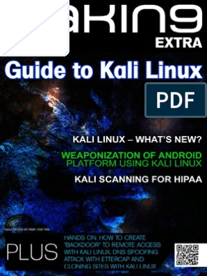 Guide To Kali Linux ~~R@JU~~ [WBRG] | Android (Operating