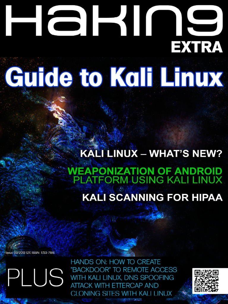 Guide To Kali Linux ~~R@JU~~ [WBRG] | Android (Operating System