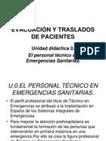 Unidadd 0 Personal Tecnico de E.sanitarias