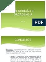 Faculdade Cidade Verde - Direito Do Trabalho - Aula 05