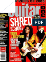 Guitar-One-January-2006