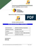 Requisito Sello Hm 2012 Modificado