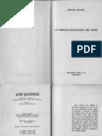 Mendel, La Descolonización Del Niño