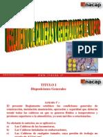 Proi-09-056 Reglamento de Los Generadores de Vapor