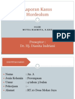 Ppt 5 - Hordeolum.pptx
