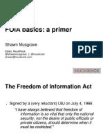 FOIA Basics Presentation (1) (1)