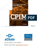 APICS aChain - Slides ECO Execution and Control of Operations - APICS CPIM - Demonstration