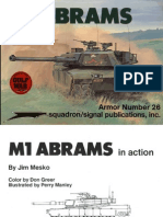 Squadron-Signal - 2026 - In Action - M1 Abrams