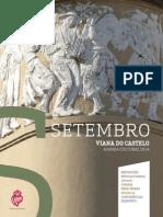 Agenda Cultural de Setembro 2014