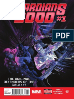 Guardians 3000 Exclusive Preview