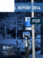 2014 SDOT Annual Parking Study