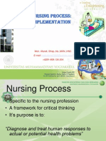Nursing Implementation Des 2013