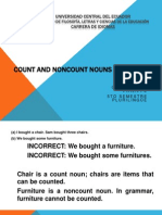 Count and noncount nouns 3