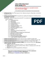 510-PublicationsEffectivitySheet-2014