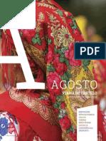 Agenda Cultural de Agosto 2014