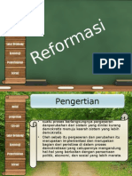 Indonesia Masa Reformasi