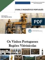 PATRIMÓNIO CULTURAL - Aula 1 - Vinhos Portugueses e Regiões Vitivinicolas de Portugal