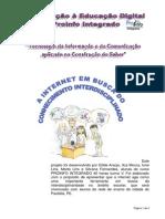 Projeto a Internet Em Busca Do Conhecimento