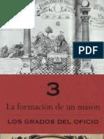 Significado de Simbolos Masonicos Vol III