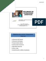 INDICADORES2011 KPI  Logisticos