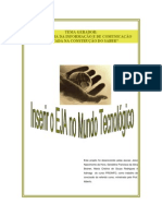 Projeto Inserir o EJA No Mundo Tecnologico